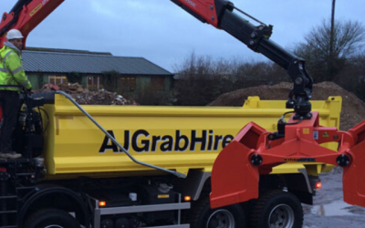 Why Choose Grab Hire For Site Clearance?